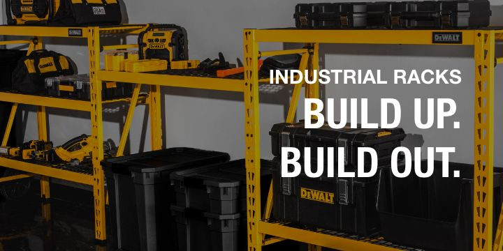 Industrial Racks Banner